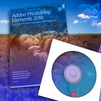 Photoshop Elements 2018 onder de loep