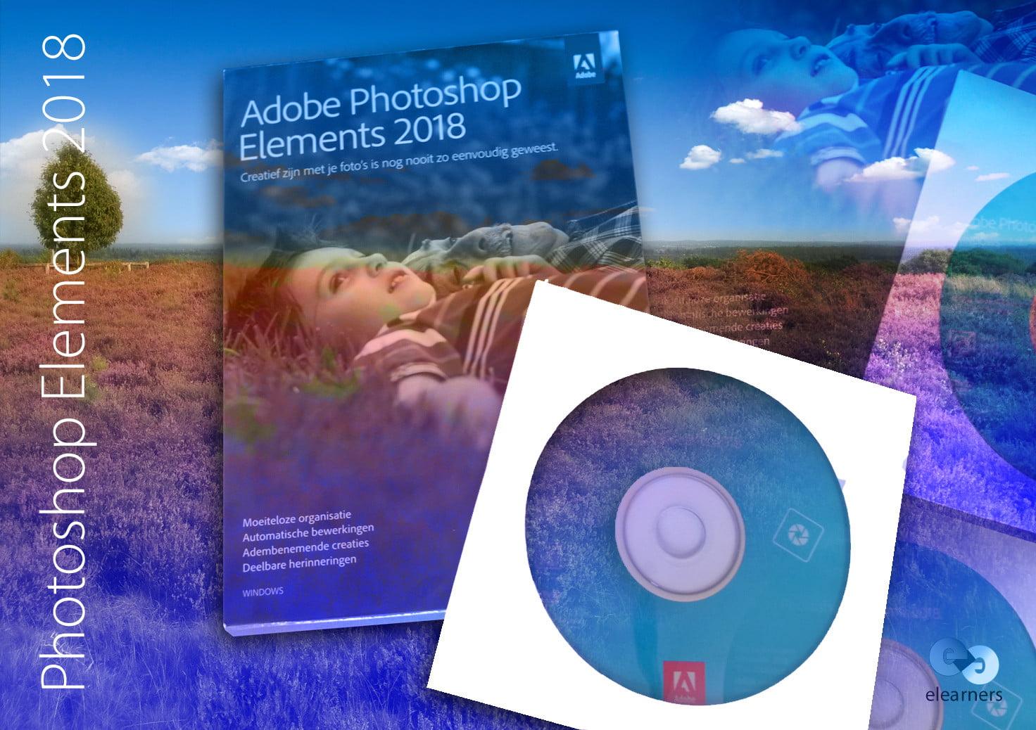 Photoshop Elements 2018 foto